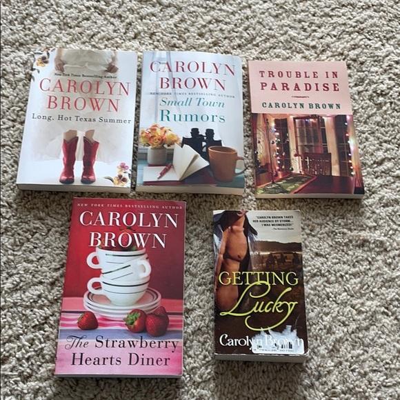 Carolyn Brown Books
